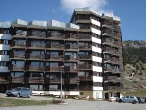 Apartment La chamoisiere, Apartmanok  Montgenèvre - big - 9