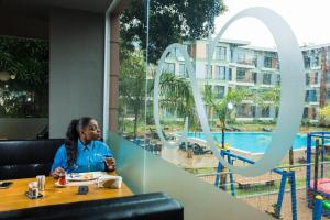 Accra Luxury Apartments Cantonments, Апартаменты  Аккра - big - 32