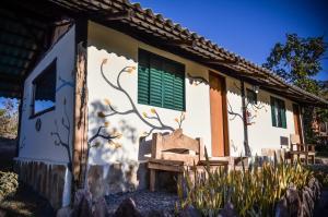Hostel Catavento, Hostels  Alto Paraíso de Goiás - big - 14
