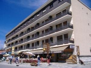 Apartment Transalpin, Apartments  Montgenèvre - big - 14
