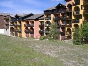 Apartment Ferme d'augustin, Апартаменты  Монженевр - big - 6