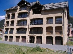Apartment Bardeaux, Ferienwohnungen  Montgenèvre - big - 9