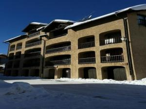 Apartment Bardeaux, Ferienwohnungen  Montgenèvre - big - 11