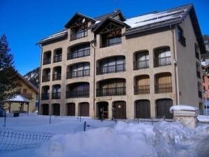 Apartment Bardeaux, Ferienwohnungen  Montgenèvre - big - 12