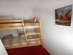 Apartment Plaine alpe, Апартаменты  Le Bez - big - 4