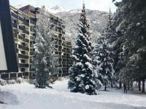 Apartment Plaine alpe, Апартаменты  Le Bez - big - 8