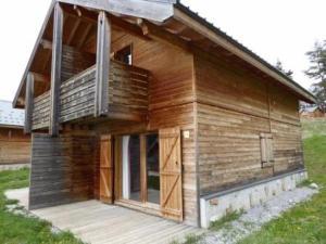 Apartment La crete du berger chalets, Apartmanok  La Joue du Loup - big - 3