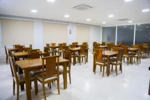 Litani Comfort Inn, Hotels  Santa Fé do Sul - big - 9