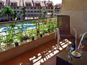 Apartment Ático en isla de la Toja, Apartmány  Isla de la Toja - big - 15