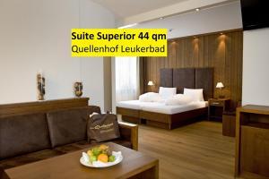 Parkhotel Quellenhof Leukerbad - Hotel
