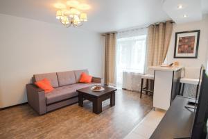 Nine Nights Apartments on Kuznetsova 57, Ferienwohnungen  Iwanowo - big - 16