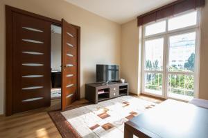 Apartament z Balkonem