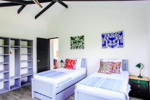 Villa Komodo, Виллы  Санта-Тереза-Бич - big - 7