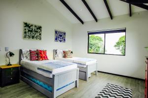 Villa Komodo, Виллы  Санта-Тереза-Бич - big - 8