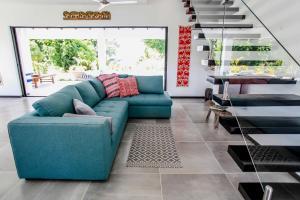 Villa Komodo, Виллы  Санта-Тереза-Бич - big - 22