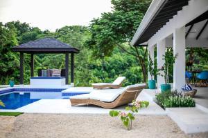Villa Komodo, Виллы  Санта-Тереза-Бич - big - 27