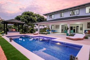 Villa Komodo, Виллы  Санта-Тереза-Бич - big - 30