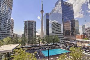Amazing Down Town Condo Heart of Toronto, Apartmány - Toronto
