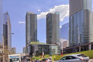 Amazing Down Town Condo Heart of Toronto, Apartmány  Toronto - big - 27