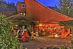 Longhorn Ranch Countryhotel - Garni, Penziony – hostince  Schönau - big - 25