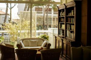 Hotel Saraceno, Отели  Морской Милан - big - 50