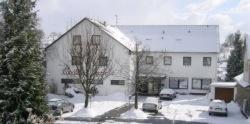 Hotel Landhaus Appel, Hotely  Schotten - big - 20