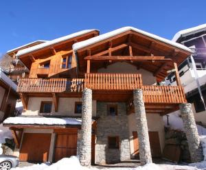 Chalet Chardons Sophia - Accommodation - Tignes
