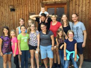 Espi-Stables Ferienhof Esterhammer, Farm stays  Liebenau - big - 16