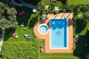 Sporthotel Villa Stella, Hotel  Nago-Torbole - big - 65