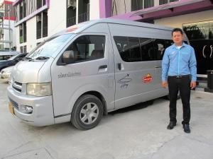 Sunny Residence, Hotely  Lat Krabang - big - 95