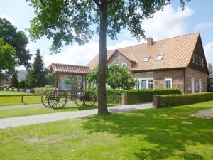 Wendlandferienhaus-Storchennest - Baekern