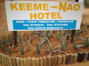 Keeme-Nao Hotel, Hotel  Mahalapye - big - 1