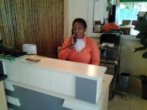 Keeme-Nao Hotel, Hotel  Mahalapye - big - 34