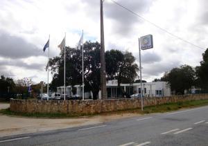 Parque de Campismo Orbitur Montargil