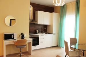 Apartment Dream Island, Ferienwohnungen  Sotschi - big - 8
