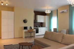 Apartment Dream Island, Ferienwohnungen  Sotschi - big - 9