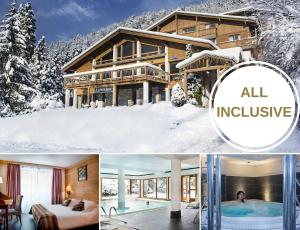 Accommodation in La Clusaz