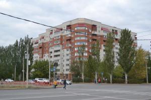 Apartment at Olomoutskaya 18, Apartmanok  Volzsszkij - big - 24