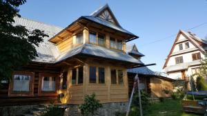 Dom u Mniszakow Agroturystyka