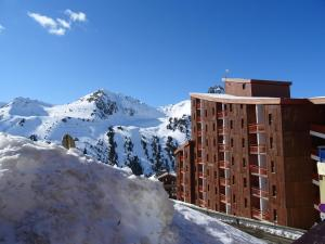 Fond Blanc Alpes Horizon