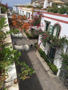 Muelle 41 Puerto de Mogan, Apartmány  Puerto de Mogán - big - 23