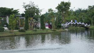Sripiamsuk resort, Курортные отели  Ban Bang Phang - big - 21