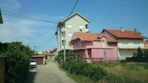 Apartman Mir, Apartments  Bijeljina - big - 11