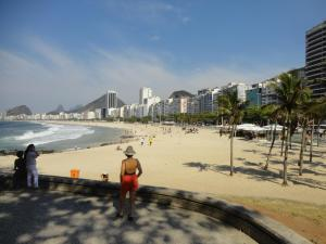 Real Residence Apart-hotel Copacabana, Апарт-отели  Рио-де-Жанейро - big - 8