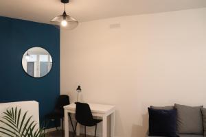 Appartement Paris-Saint Georges, Apartmanok  Párizs - big - 8