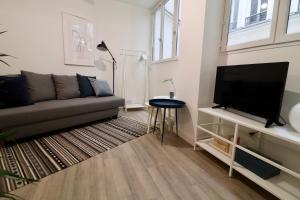 Appartement Paris-Saint Georges, Apartmanok  Párizs - big - 13