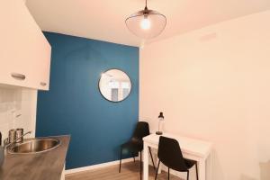 Appartement Paris-Saint Georges, Apartmanok  Párizs - big - 16