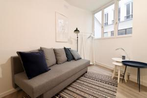 Appartement Paris-Saint Georges, Apartmanok  Párizs - big - 18