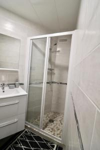 Appartement Paris-Saint Georges, Apartmanok  Párizs - big - 33