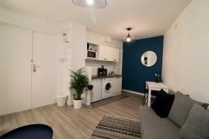 Appartement Paris-Saint Georges, Apartmanok  Párizs - big - 39